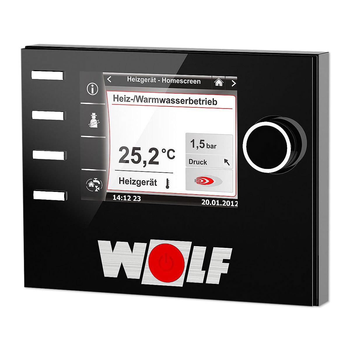 wolf gasbrennwert kombitherme cgb 2k 20 kw optional mit. Black Bedroom Furniture Sets. Home Design Ideas