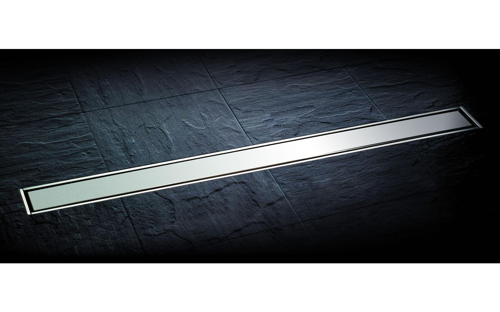 KESSEL Duschrinne Linearis Compact - DN 50 / Länge 850 mm
