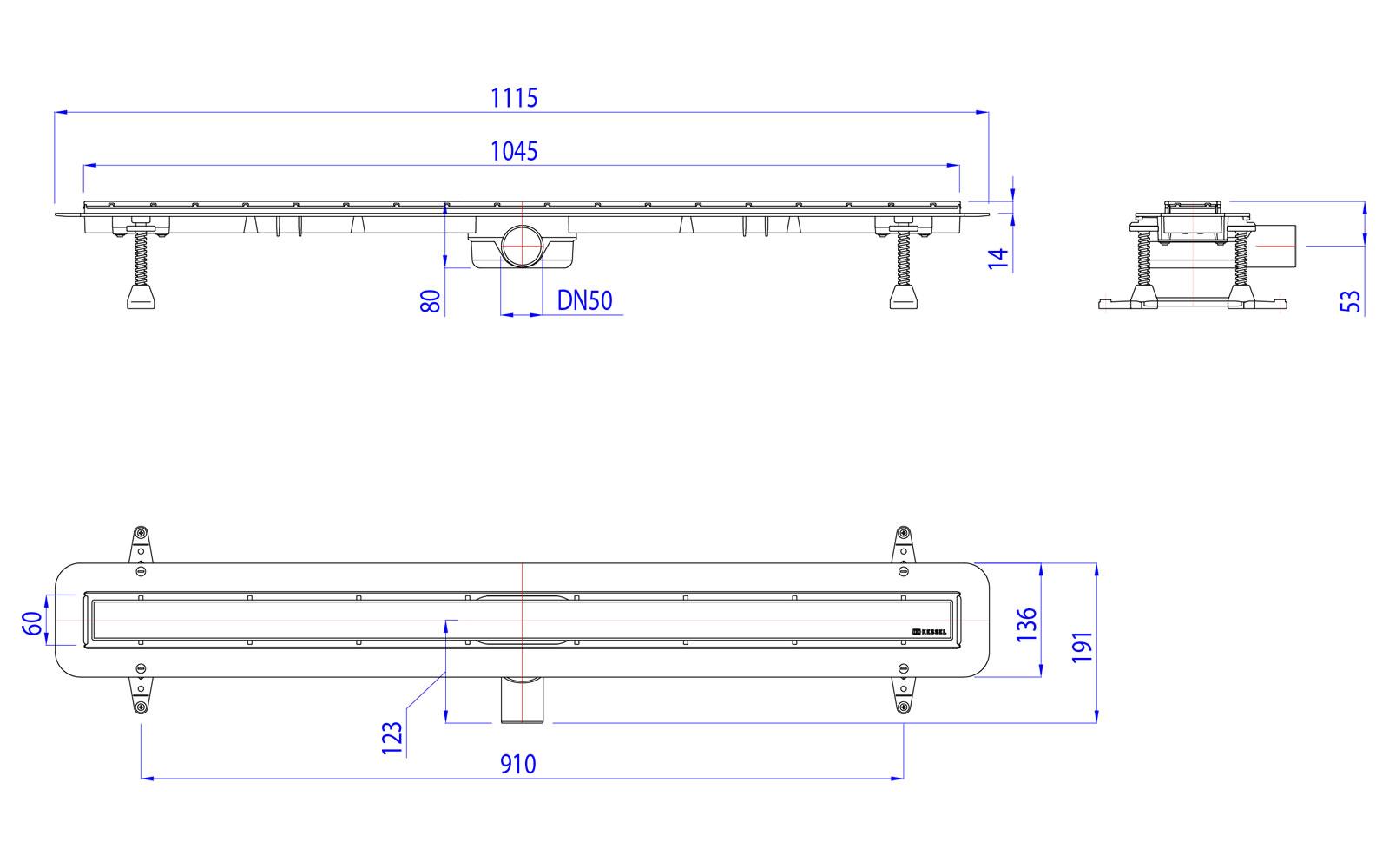 Strimmer Trimmerkopf Spulenlinie Passend für Bosch ART 30 23 26 Combitrim B4H8