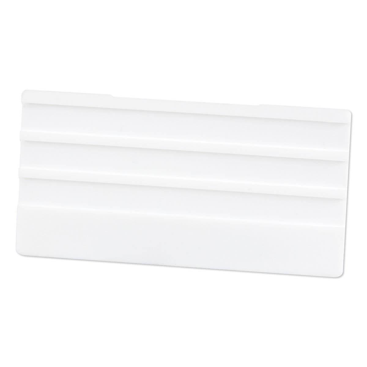 simplex leerschild 100 x 50 mm f r universalhalter aus. Black Bedroom Furniture Sets. Home Design Ideas
