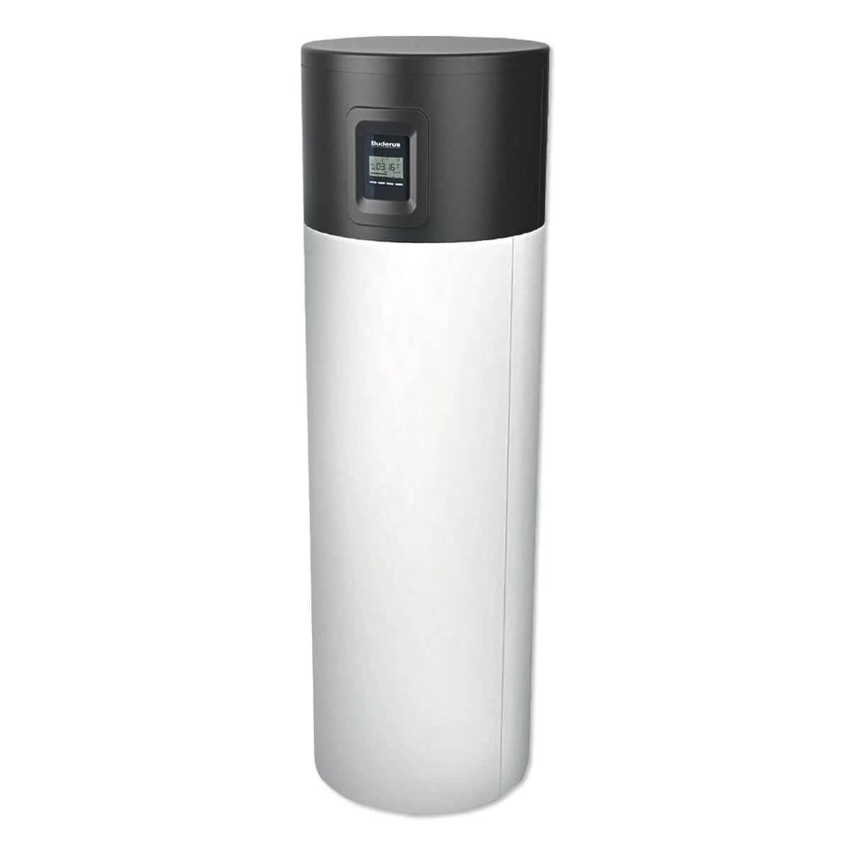BUDERUS Trinkwasser-Wärmepumpe Logatherm WPT 250 IS mit zus ...
