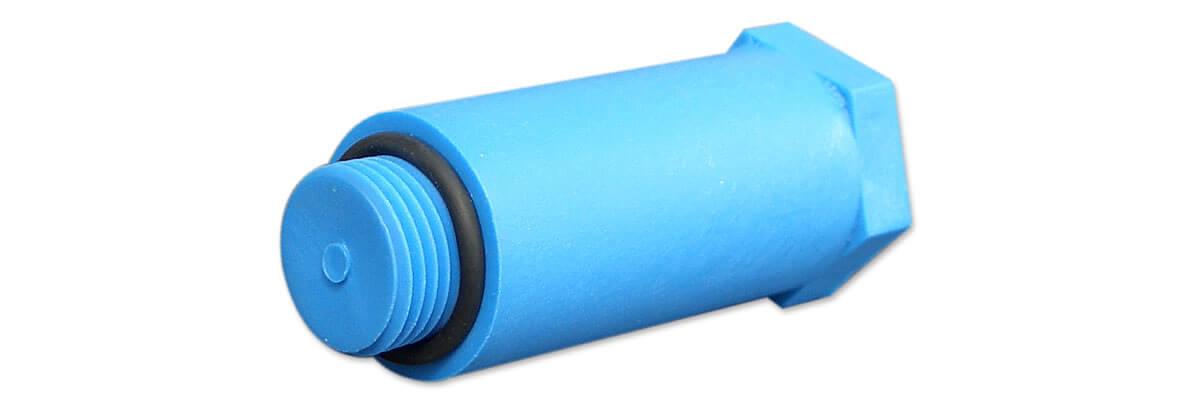 Baustopfen-Kunststoff blau 1/2'' (Installation) | heima24.de