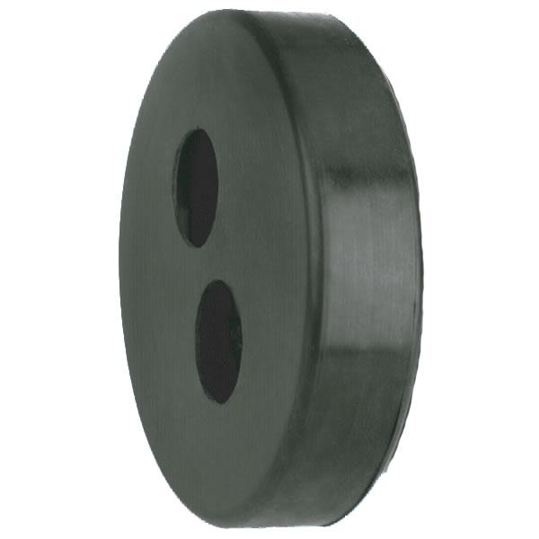 AUSTROFLEX Gummi-Endkappe double - 40 x 3,7mm DN 32 - 175mm