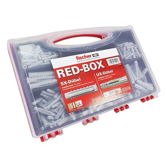 fischer d bel sortimentsbox sx ux 40991. Black Bedroom Furniture Sets. Home Design Ideas