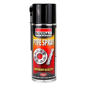 SOUDAL PTFE-Spray - Dose 400 ml - 119705